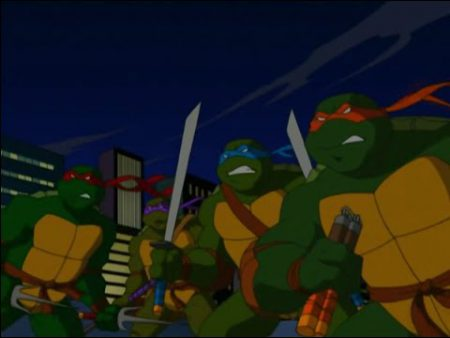 Teenage Mutant Ninja Turtles – Terugkeer Naar New York – Deel 3 (2/2)