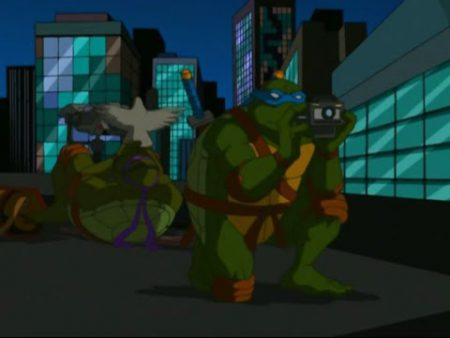 Teenage Mutant Ninja Turtles – Zoeken Naar Splinter – Deel 1 (2/2)