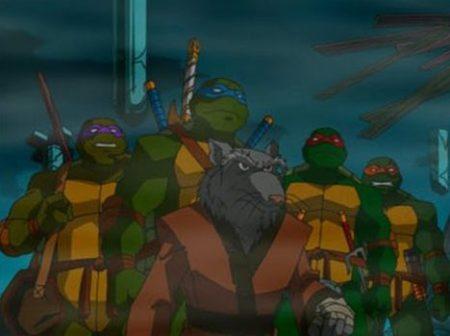 Teenage Mutant Ninja Turtles – Terugkeer Naar New York – Deel 2
