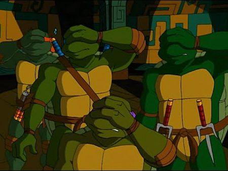 Teenage Mutant Ninja Turtles – Geluiden Uit De Onderwereld – Deel 3