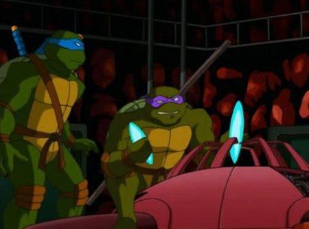 Teenage Mutant Ninja Turtles – Geluiden Uit De Onderwereld – Deel 2 (1/2)