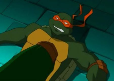 Teenage Mutant Ninja Turtles – Maak Kennis Met Casey Jones