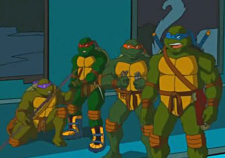 Teenage Mutant Ninja Turtles – Stad In Het Duister