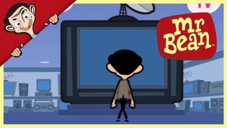 Mr. Bean – Grote TV
