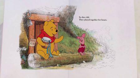 Winnie de Poeh – Voor Ik Het Vergeet