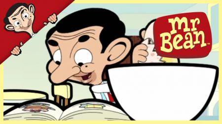 Mr. Bean – Het Ei