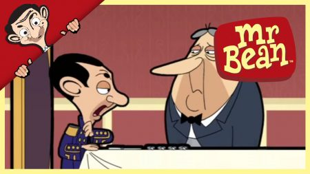 Mr. Bean – De Uitnodiging