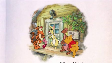 Winnie de Poeh – Als Uil Er Niet Is