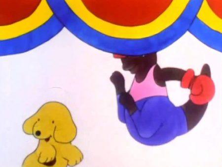 Dribbel – Dribbel Naar Het Circus