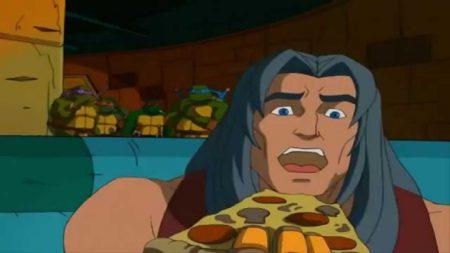 Teenage Mutant Ninja Turtles – Ontzichtbaar Zijn