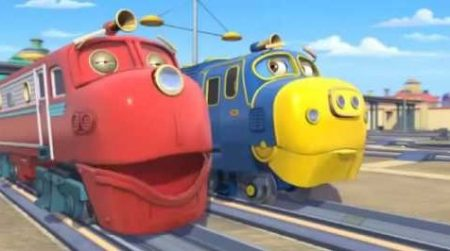 Chuggington – Coco En De Tunnel