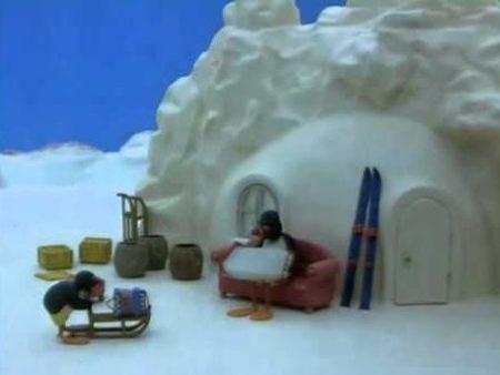 Pingu – Muziekles Van Opa