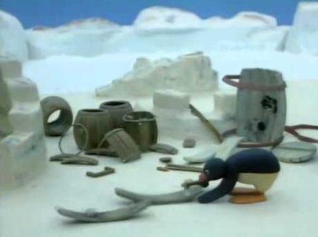 Pingu – Pingu Gaat Skieen