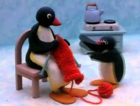 Pingu – Is Jaloers
