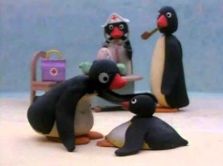 Pingu – De Geboorte Van Pinga