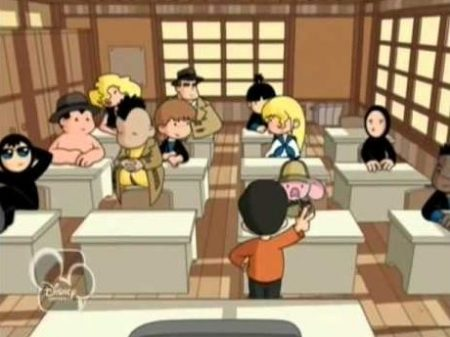Shuriken School – Detective Gekte (Aflevering 24)