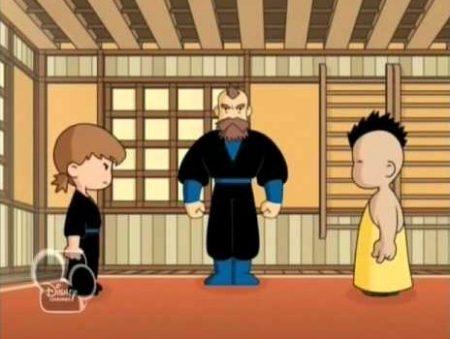 Shuriken School – De Grote Illusie (Aflevering 21)