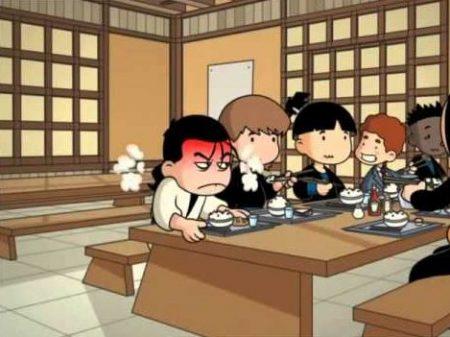 Shuriken School – Eizan's Schaduw (Aflevering 7)