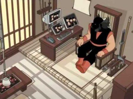 Shuriken School – Kampioen Ninja (Aflevering 5)