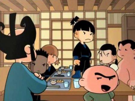 Shuriken School – De Duttende Duitendief (Aflevering 1)