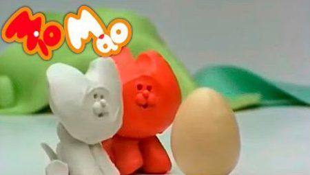 Mio Mao – Het Ei