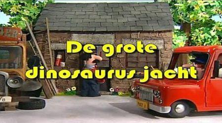 Pieter Post – De Grote Dinosaurus Jacht