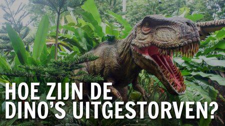 De Buitendienst – Hoe Zijn Dino's Uitgestorven?