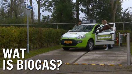 De Buitendienst – Wat Is Biogas?
