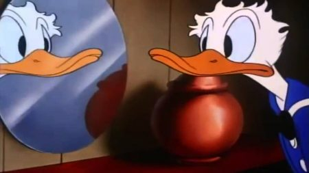 Donald Duck – Donalds Off Day