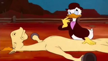 Donald Duck – Dude Duck