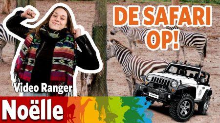 Burgers Zoo – Ik Ga Op Safari!