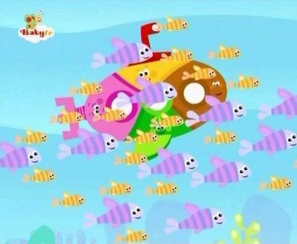 Puzzelstukjes – Duikboot