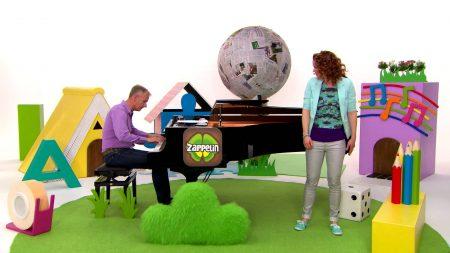 Zingen met Nienke – Zagen, Zagen, Wiede Wiede Wagen