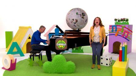 Zingen met Nienke – Op Een Klein Stationnetje