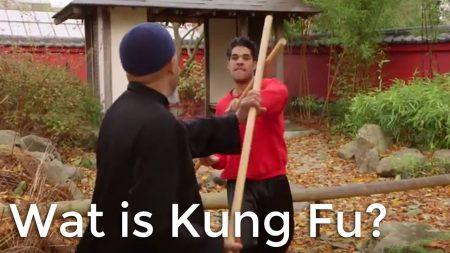 Het Klokhuis – Wat Is Kung Fu
