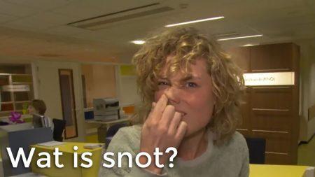 Het Klokhuis – Hoe Ontstaat Snot?