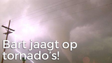 Het Klokhuis – Bart Jaagt Op Tornado's!