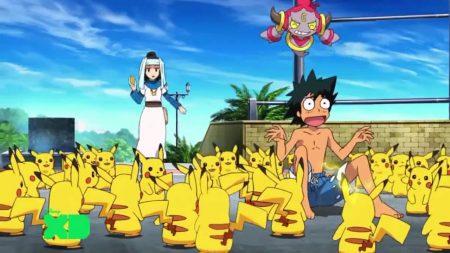 Pokémon – Hoopa En De Strijd Der Tijden