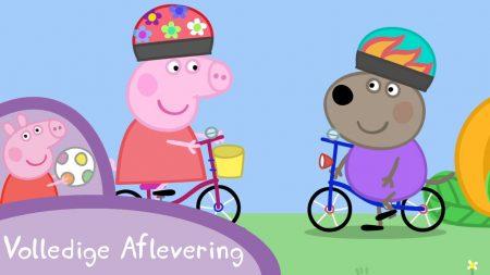Peppa Pig – Fietsen