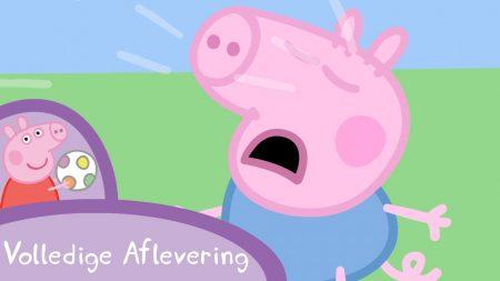Peppa Pig – De Hik