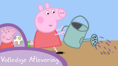 Peppa Pig – Tuinieren