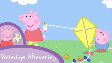 Peppa Pig – Vliegeren
