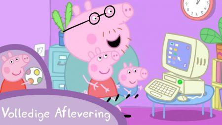Peppa Pig – Mamma Big Aan Het Werk