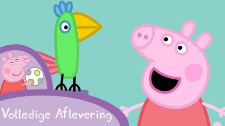 Peppa Pig – Polly Papegaai