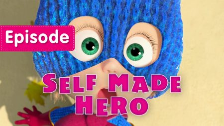 Masha en de Beer – Self-Made Hero