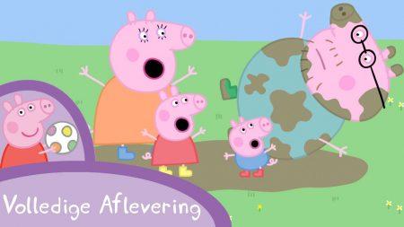 Peppa Pig – Modderpoelen