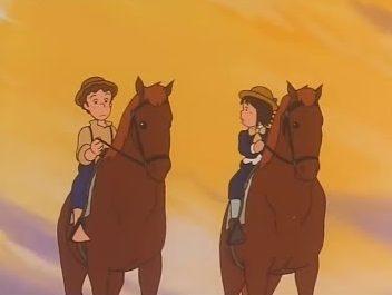 De Avonturen Van Tom Sawyer – 40. Man En Paard