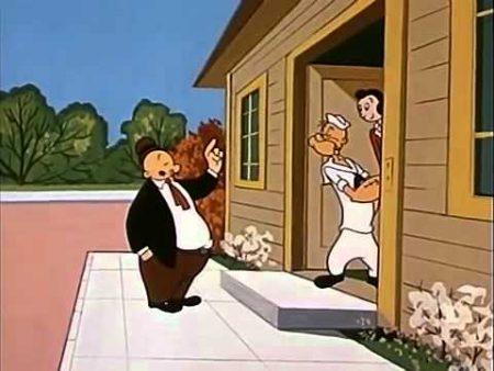 24 nieuwe avonturen toegevoegd aan categorie Popeye