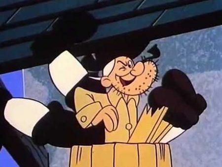 Popeye – Popeye Revere