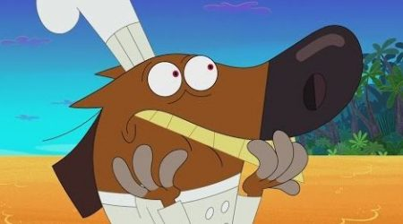 Zig & Sharko – Top Chef